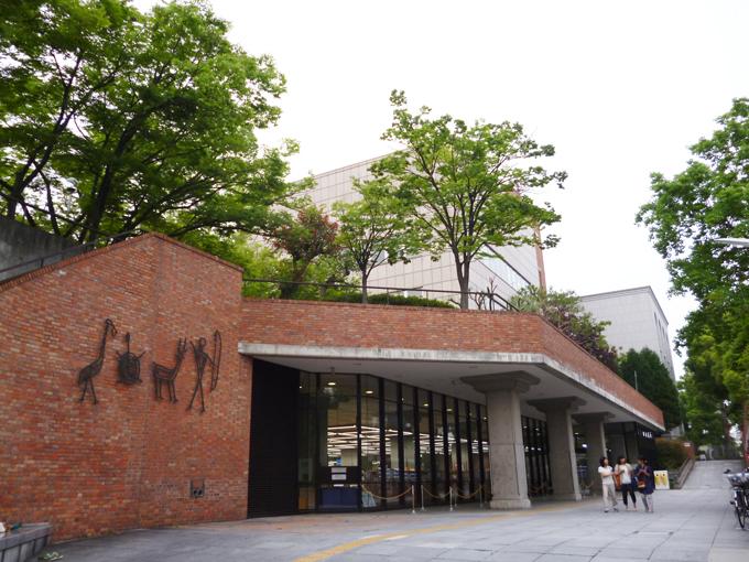 大倉山図書館|神戸市立図書館|神戸観光|散策|さんぽ