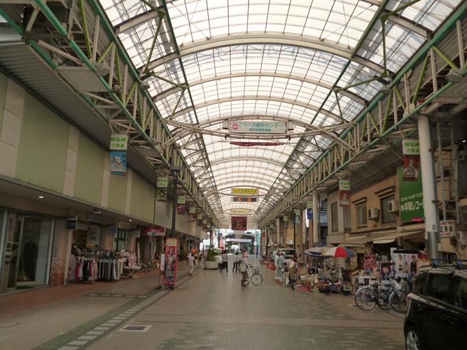 六間道商店街|神戸観光|散策|さ...